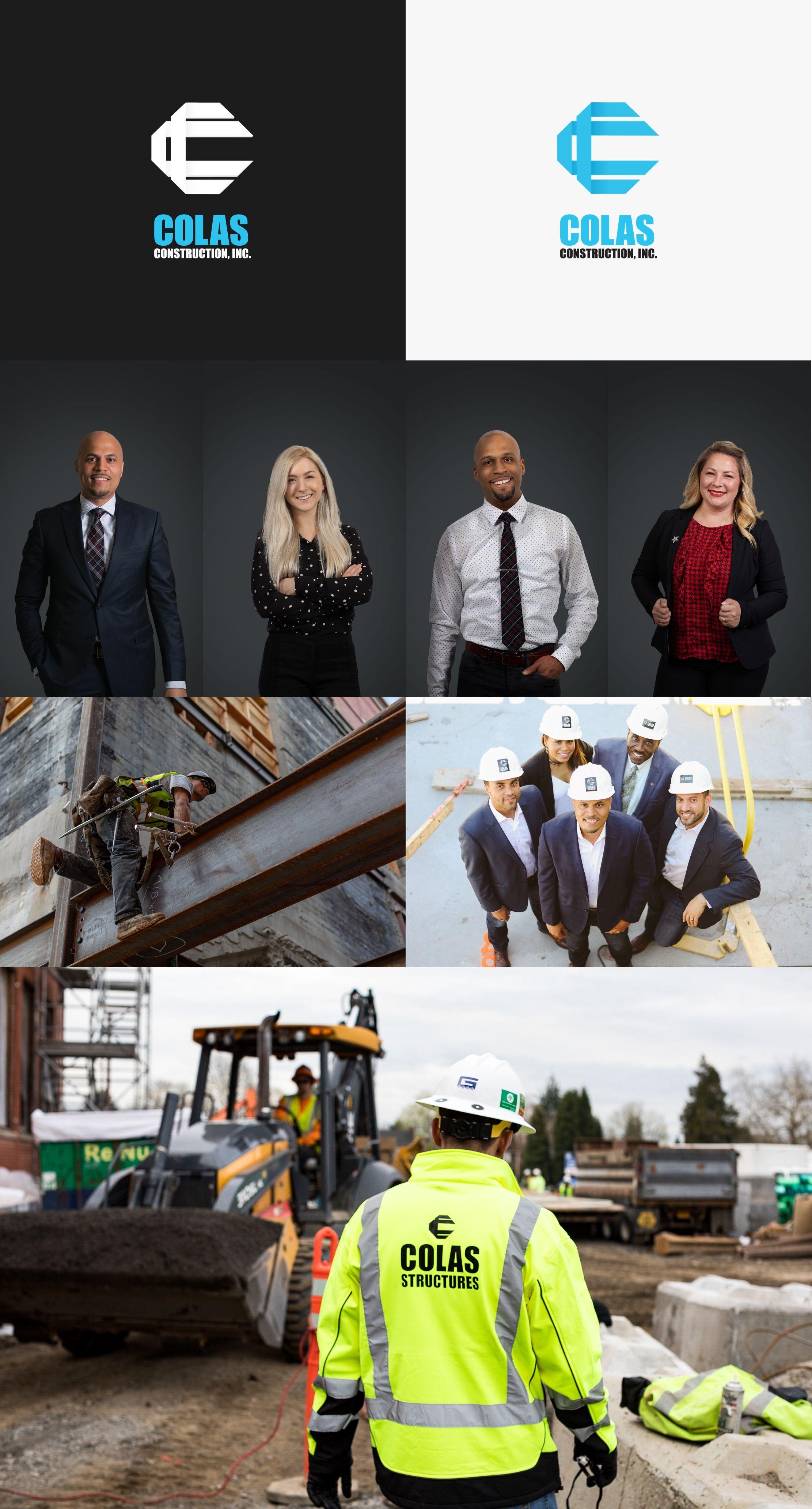 Colas Construction - Identity