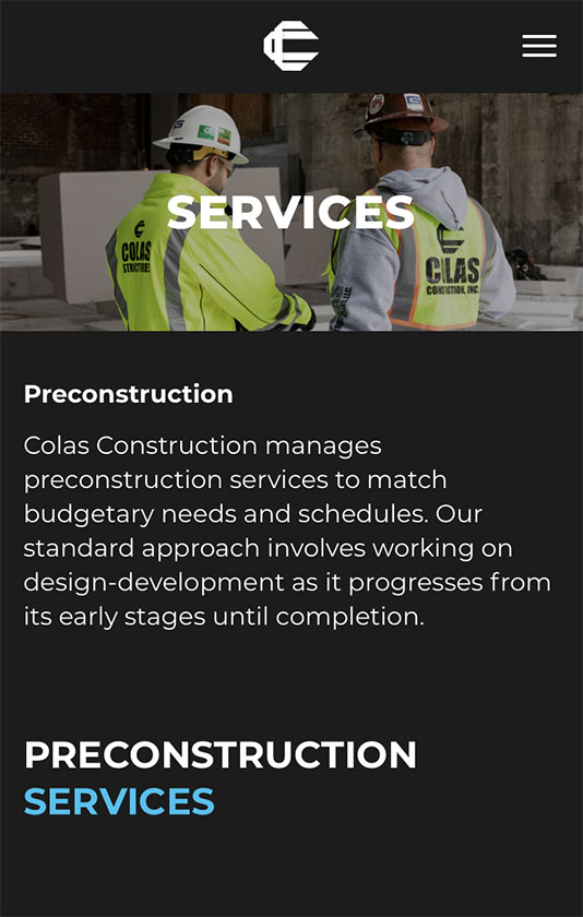 Colas Mobile Designs