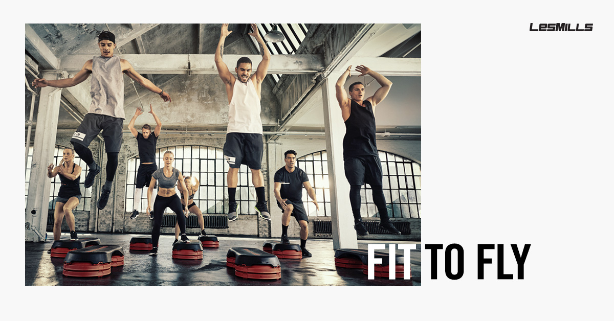 Les Mills Digital Fitness