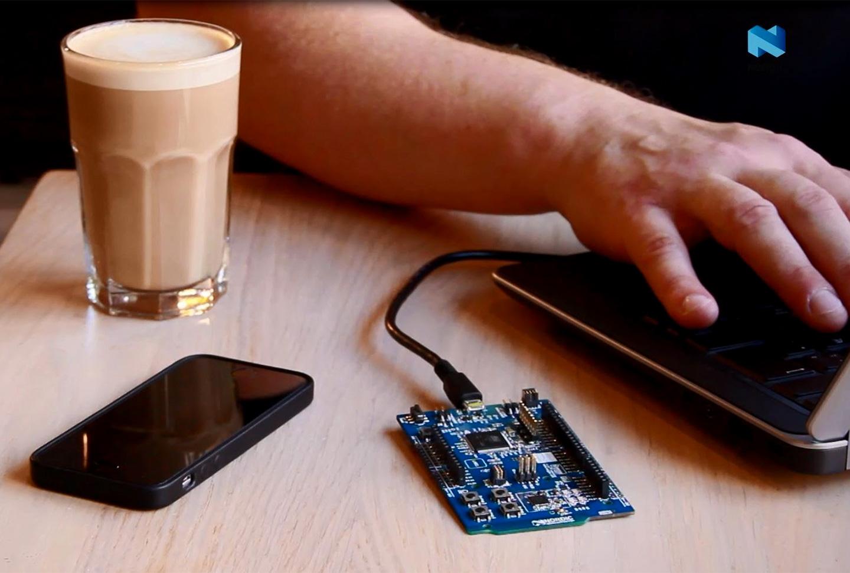Nordic Semiconductor | Digital Work Portfolio | Harlo