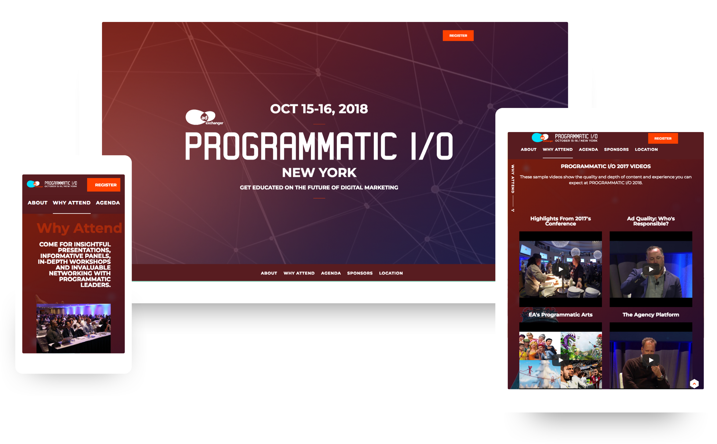 Programmatic Responsive Web Design