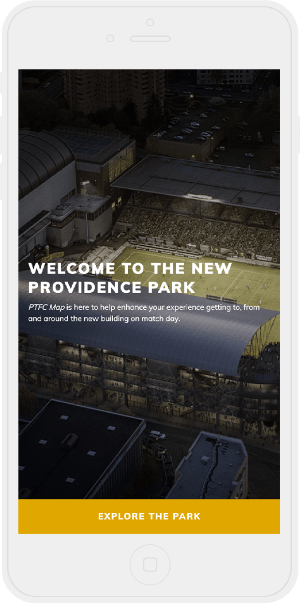 Providence Park Mobile Site